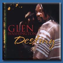 Glen Washington - Destiny CD